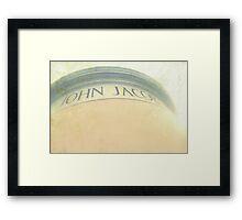 top of the Astoria Column Framed Print