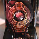Autographic Brownie Folding Camera 2 by Sheri Nye