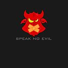 Speak no evil by vivendulies