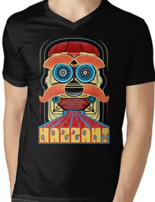 Bad Robot - HAZZAH! Mens V-Neck T-Shirt