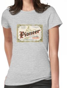 pioneer Womens Fitted T-Shirt
