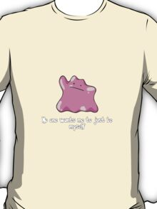 Ditto (Pokemon) T-Shirt