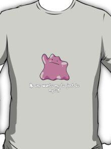 Ditto (Pokemon) T-Shirt