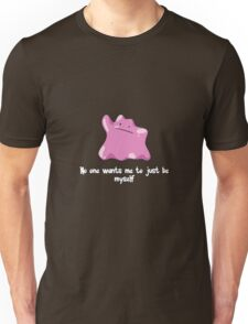 Ditto (Pokemon) Unisex T-Shirt