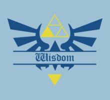 Triforce of Wisdom by JNics04