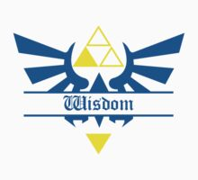 Triforce of Wisdom Baby Tee