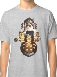 Grumpy Dalek - Exterminate Everybody Classic T-Shirt