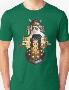 Grumpy Dalek - Exterminate Everybody Unisex T-Shirt