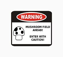 Mushroom Field! Unisex T-Shirt