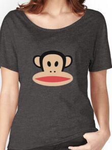 Monkey face logo Women's Relaxed Fit T-Shirt