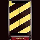 High Voltage Ghost Trap - iphone 5, iphone 4 4s, iPhone 3Gs, iPod Touch 4g case by pointsalestore Corps