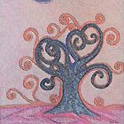 Tentacle Tree (Variant) by K L Roberts