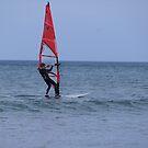 Windsurfer by ruleamon