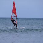 Windsurfer by ruleamon