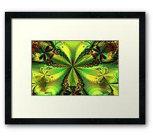 Dragonfly... Framed Print