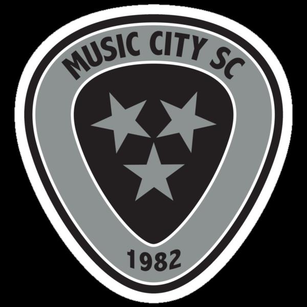 Music City SC // America League // PCGD by pcgdstudios