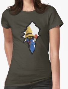 Vivi Ornitier the Black Mage Womens Fitted T-Shirt