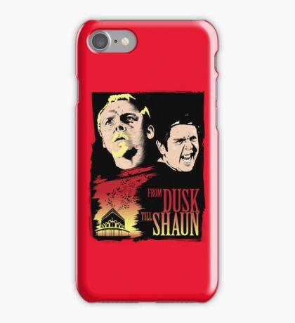 From Dusk Till Shaun iPhone Case/Skin