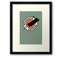 Magic Express Framed Print