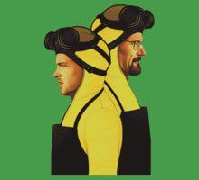 Heisenberg & Cap'n Cook by InfinityFob16