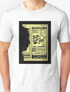 """Better Call Saul"" T-Shirt"