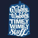 Timey Wimey by DetourShirts