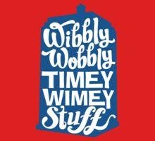 Timey Wimey Baby Tee