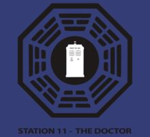 Station 11 - The Doctor  by DrThanWho