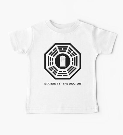 Station 11 - The Doctor  Baby Tee