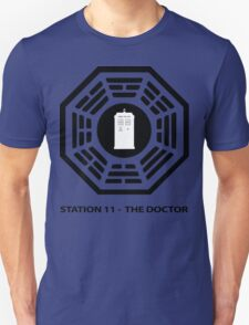 Station 11 - The Doctor  T-Shirt