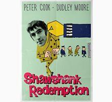 Shawshank Redemption 60s British Film poster Unisex T-Shirt