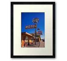 Kiva Lodge #4392 Framed Print