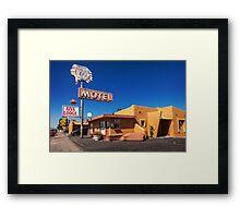 Kiva Lodge #4386 Framed Print