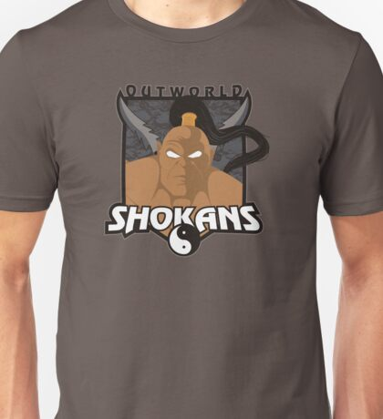 Outworld Shokans Unisex T-Shirt