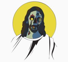 Zombie Jesus [without text] T-Shirt