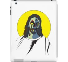 Zombie Jesus [without text] iPad Case/Skin