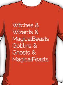 Hogwarts Hogwarts T-Shirt