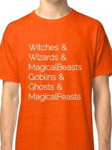 Hogwarts Hogwarts Classic T-Shirt