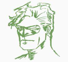 Green Lantern Hal Jordan Sketch by CreepifiedMatt