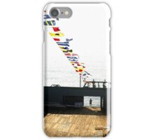 Lonely Ocean  iPhone Case/Skin