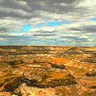 Drumheller canyons  by Johnathan Perreal