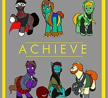 My Little Achievement by kougazgurl