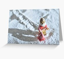 C-3PO Greeting Card