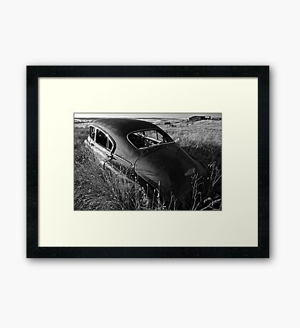 Chevy at the Levy Some Years Later #2 Framed Print