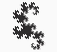 Dragons curve fractal by CongressTart