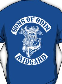Sons Of Odin - Midgard Chapter T-Shirt