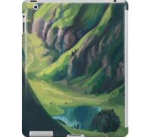 Nordic Landscape iPad Case/Skin