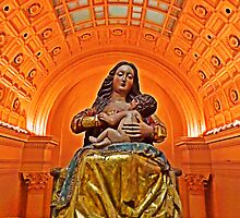Virgin of the Milk (Virgen de la leche) by shutterbug2010