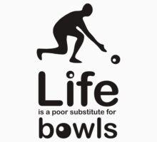 Bowls v Life - Marble Kids Clothes