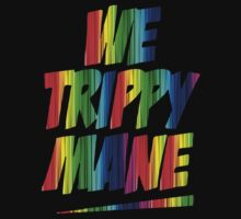 Trippy Mane by d1bee